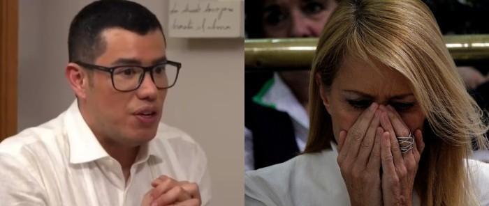 los dichos de el colombiano sobre Cceilia Bolocco que dividieron a los televidentes
