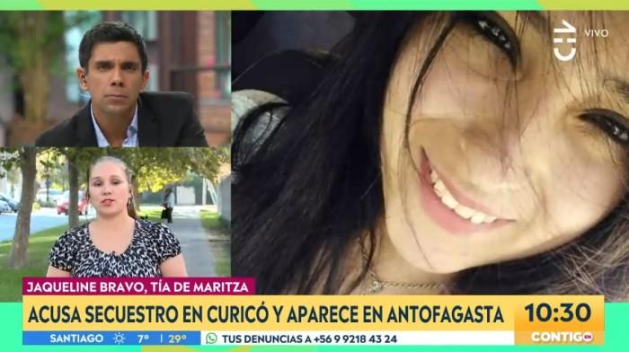¿Qué pasó con Maritza Bravo? Tía de joven desaparecida planteó teoría sobre el enigmático hallazgo