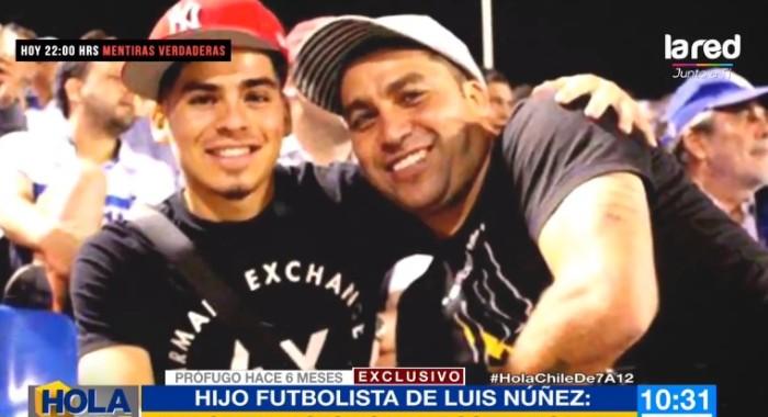 Luis Núñez lleva 6 meses prófugo