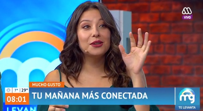 María José Quintanilla reveló que vio un ovni en la Ruta 68