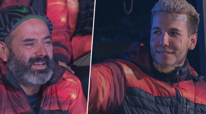 Alex Caniggia se convirtió en el nuevo eliminado de 'Resistiré': en redes lloraron su partida
