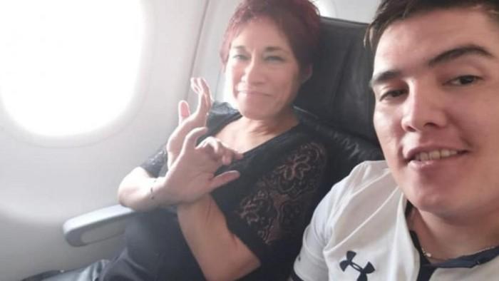 Autoridades colombianas encontraron gotas de material biológico en la casa de Juan Valderrama, pareja de Ilse Ojeda