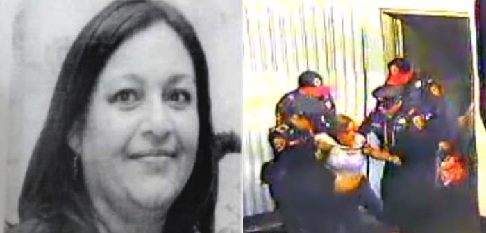 María Guadalupe Fuentes sufrió un derrame cerebral en el metro de la ciudad de México
