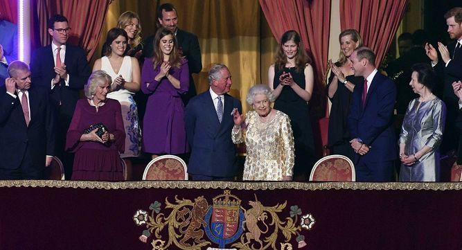 La diferencia es enorme ¿cuál es el patrimonio de los hijos de la Reina Isabel II?