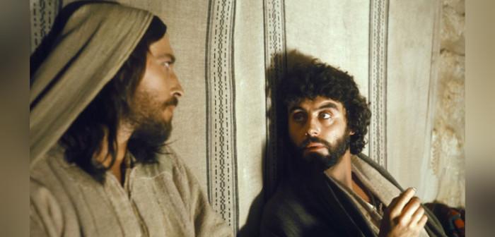 Ian Mc Shane interpretó a Judas Iscariote en la cinta religiosa