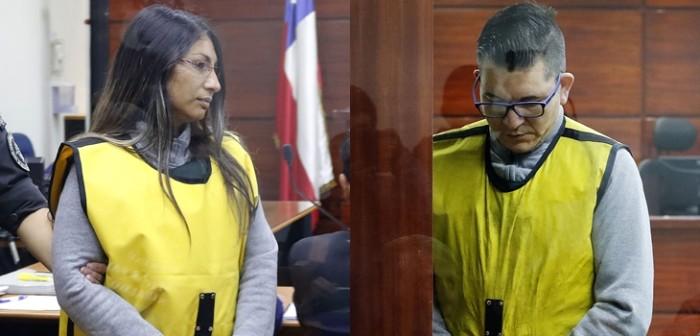 Informes psiquiátricos Johanna Hernández y Francisco Silva