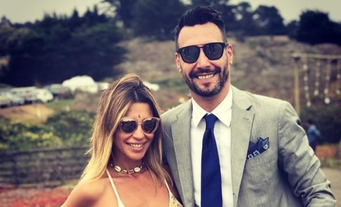 Andrea Marocchino y Pancha Merino