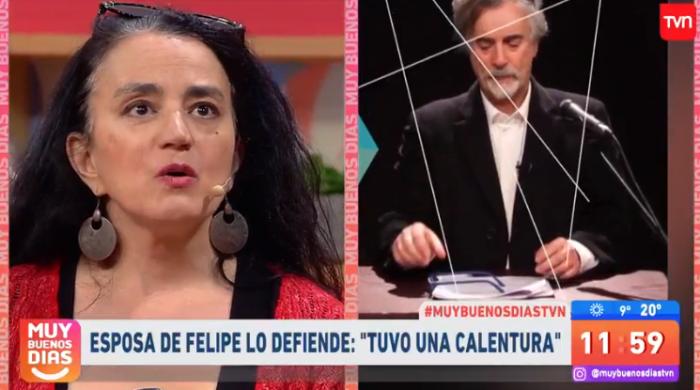Madre de joven autista que denunció a Felipe Armas