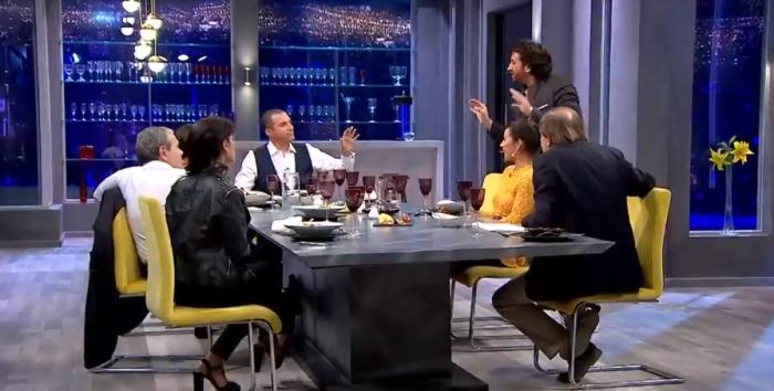 Adelanto de 'Podemos hablar' muestra el momento exacto en que Arturo Longton abandona el programa