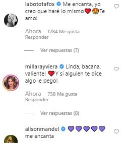 """Camila Recabarren confirma relación amorosa con una mujer: """"'Tortillera', pero inmensamente feliz"""""""