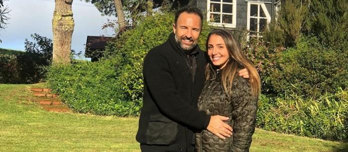 Padre a los 49: Mario Mauriziano confirmó que espera a su quinto hijo junto a su joven pareja