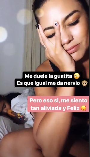 Camila Recabarren reflexionó tras anunciar relación con mujer