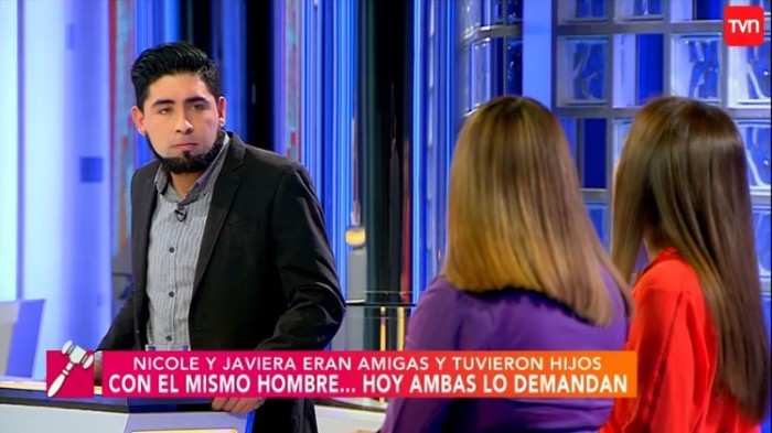 Carmen Gloria superó en rating a canal 13
