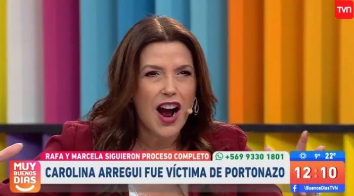 Carolina Arregui reveló brutal episodio de salto que sufrió con su hija