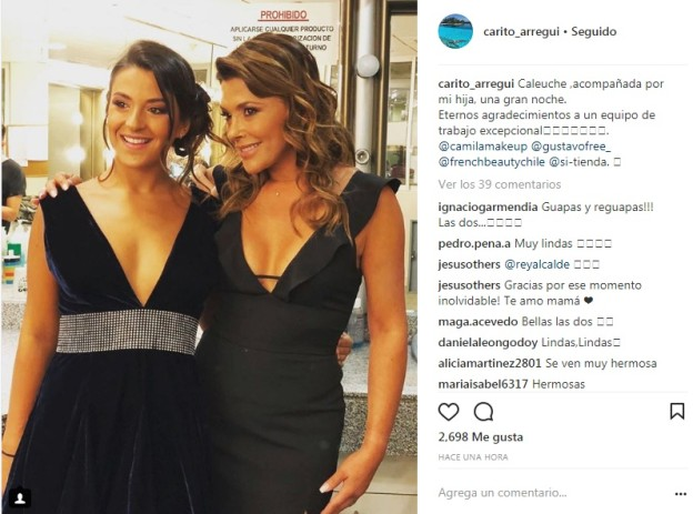 Carolina Arregui reveló brutal episidio de salto que sufrió con su hija