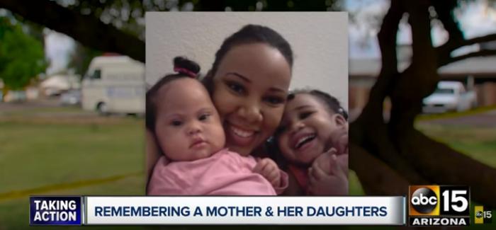 mujer e hijos fueron asesinados por su esposo tras acusarla de serle infiel