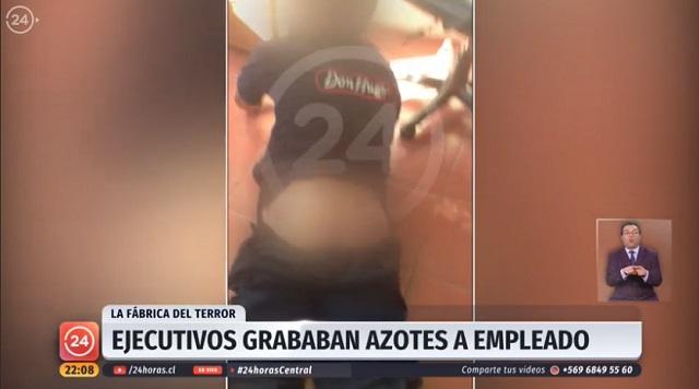 fábrica del terror, empresario castiga a trabajadores