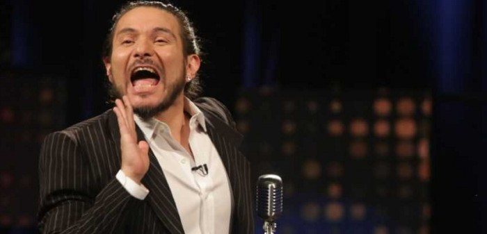 Felipe Avello en Detrás de las risas