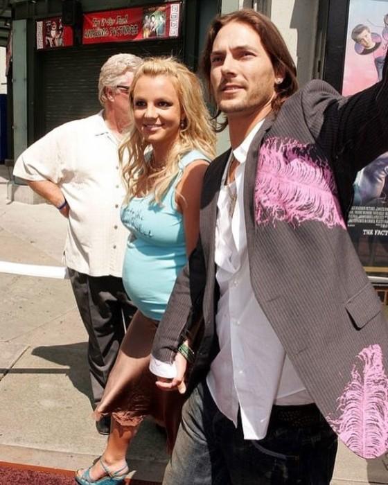 Hijos de Britney Spears