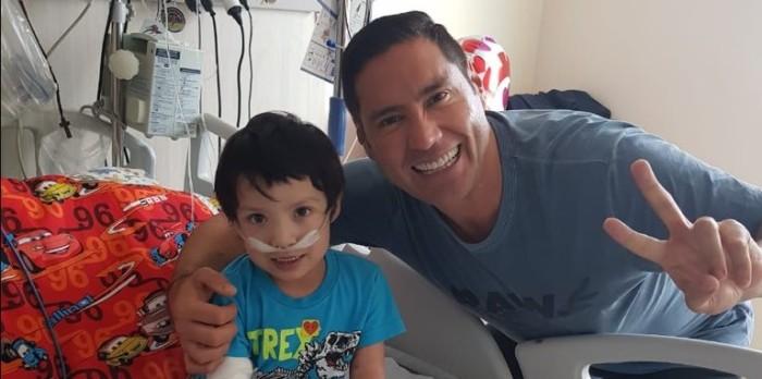 Pancho Saavedra envío potente mensaje tras la muerte de Iván Alcaya: esperó más de un año trasplante