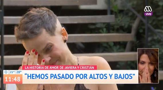 Javiera Suárez reveló impactante historia tras medalla que usa
