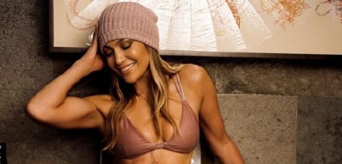 Ex de Jennifer Lopez debió disculparse por su comentario en una sexy foto de la cantante