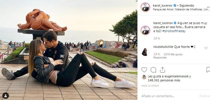 Karol Lucero / Instagram