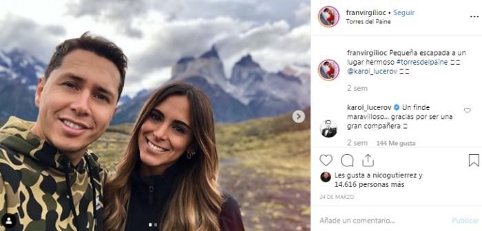 María Francisca Virgilio / Instagram
