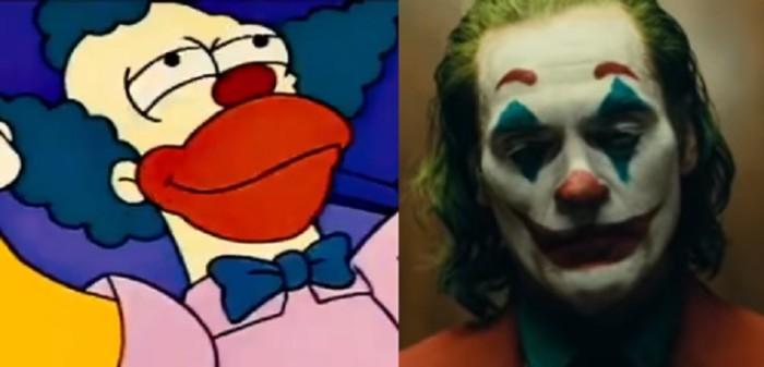 Argentino creó tráiler de Krusty como el Joker