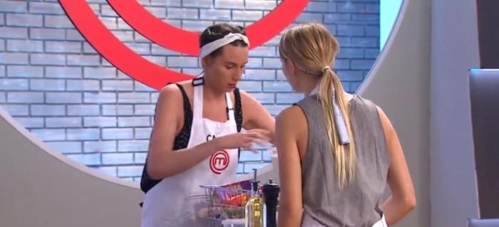 MasterChef: Camila se enfureció con Bárbara tras elección por elemento para cocinar