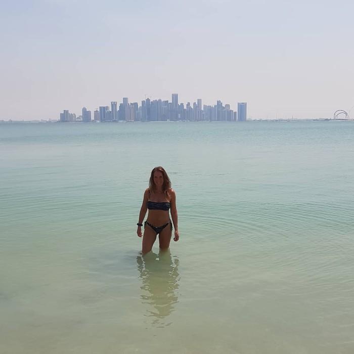 mamá de coté lópez encanta con fotos en bikini