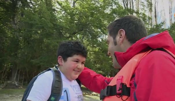 Pancho Saavedra habla con Yordan