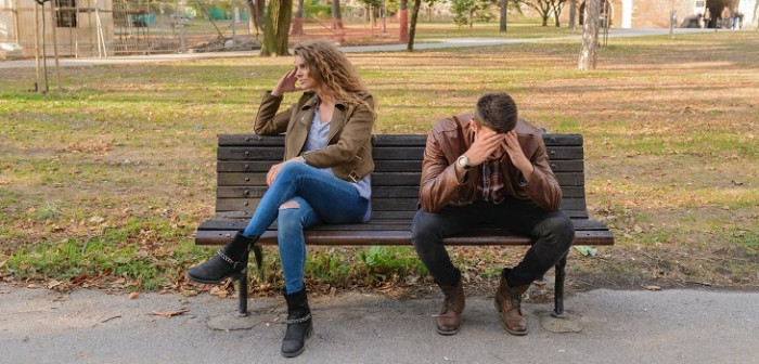 ¿Qué hacer tras una gran discusión con la pareja? Tips para resolver esos típicos dramas amorosos