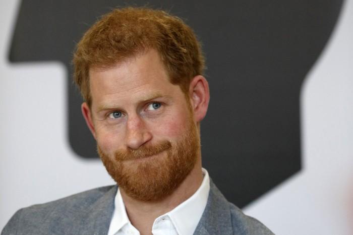 Príncipe Harry tendrá programa sobre salud mental
