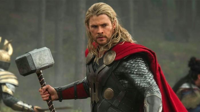 Chris Hemsworth anunció que ya no usará el traje de Thor