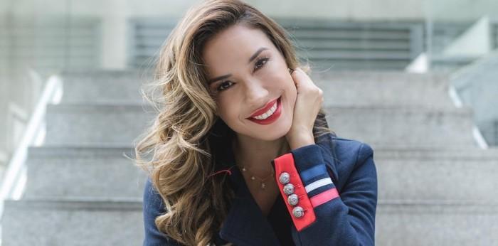 Vanesa Borghi impactó a seguidores con fotos con moretones y heridas para campaña contra el bullying