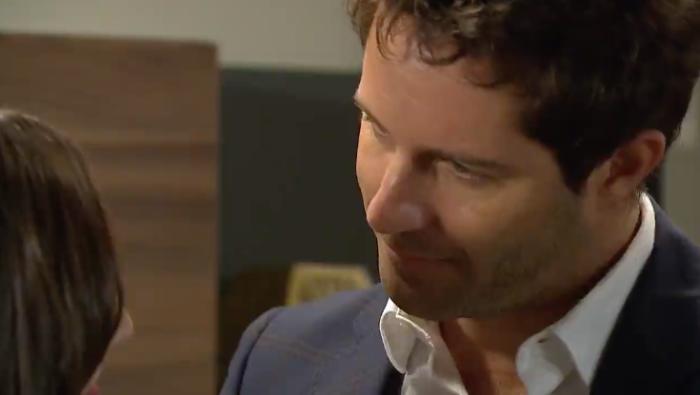 Adelanto de 'Verdades Ocultas' mostró la primera aparición de Cristián Arriagada en la teleserie