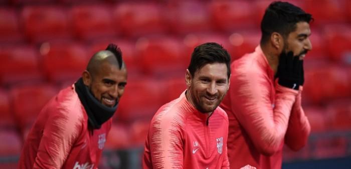 Messi estaría encantado con la actitud de Arturo Vidal en Barcelona