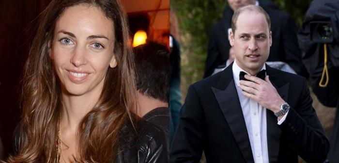 Rose Hanbury, la supuesta amante del príncipe William que ha acaparado portadas