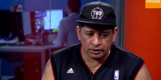 Cantante de cumbia villera argentino fue detenido con cocaína en el aeropuerto
