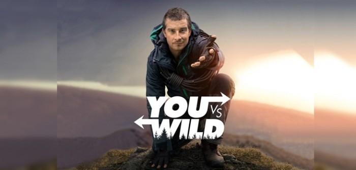 You vs. Wild, serie interactiva de Netflix