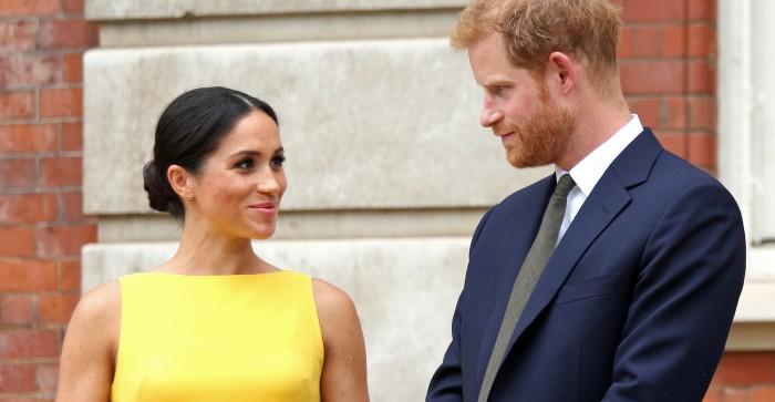 Nació bebé Meghan Markle y príncipe Harry