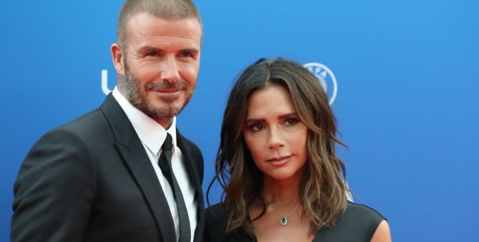 Hijos de Victoria y David Beckham