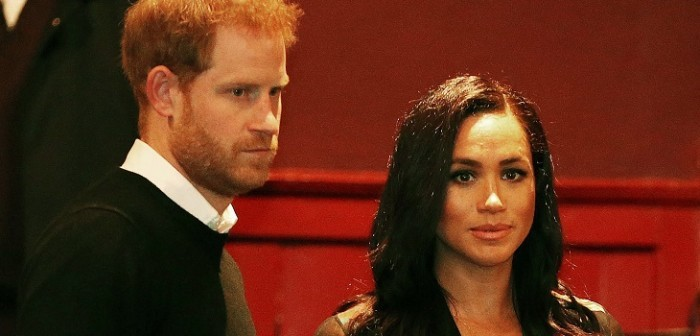 Meghan Markle Príncipe Harry bebé