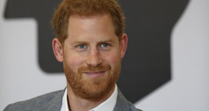 Regalo al príncipe Harry