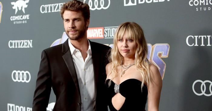 Liam Hemsworth confesó cuántos hijos quiere tener con Miley Cyrus