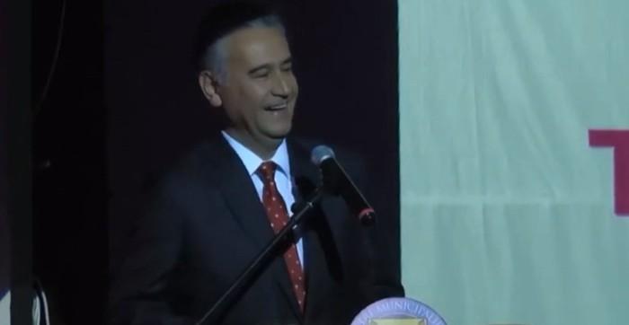 Chiste Machista San vicente de Tagua Tagua alcalde Jaime González