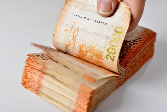 Cobro de dinero