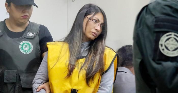 Johanna Hernández fue declarada culpable por la muerte de Nibaldo Villegas