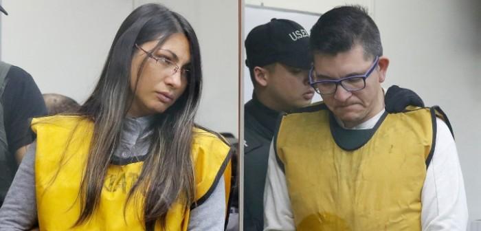 Johanna Hernández y Francisco Silva cobrarían $15 millones por una entrevista en TV